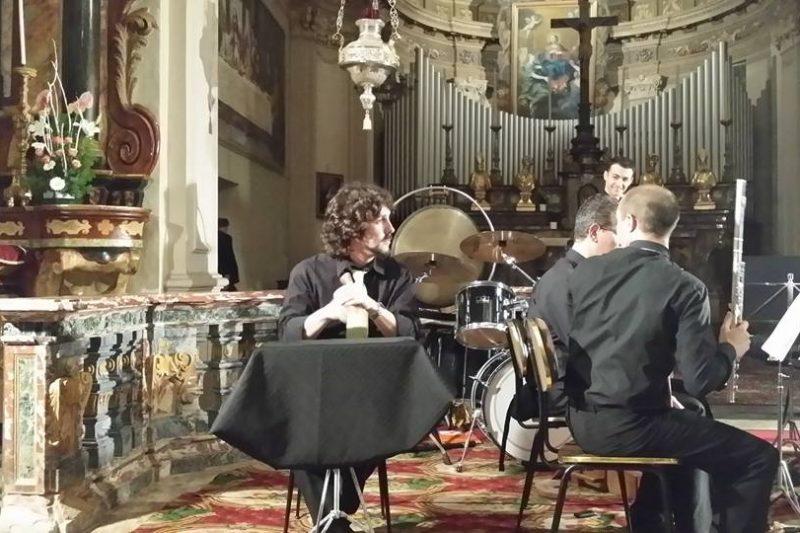 Il CONCERTO degli Soon Dyout Double Quartet in chiesa (con fotogallery)