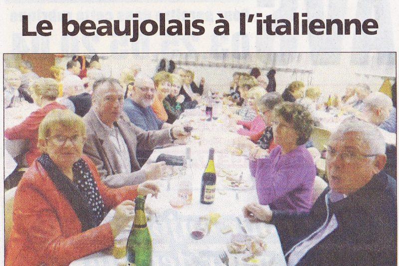 Bioglio sui giornali francesi. Grazie agli amici di Valcourt