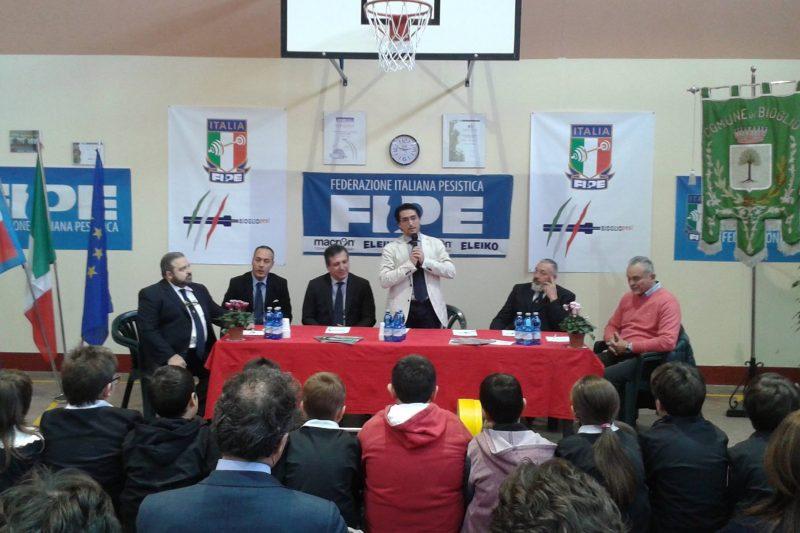 A Bioglio il primo progetto in Italia che porta i PREPARATORI OLIMPICI nelle scuole
