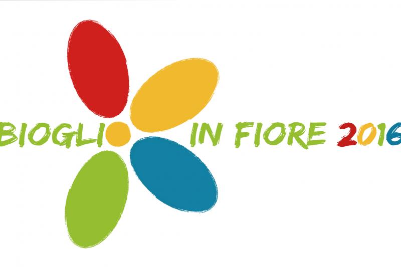 Ecco il logo di BIOGLIO IN FIORE 2016