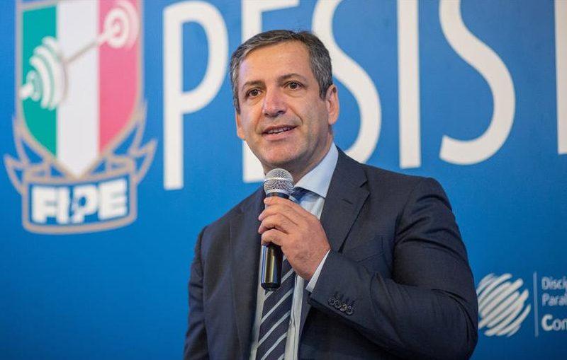 I complimenti di Bioglio a URSO, confermato presidente Fipe