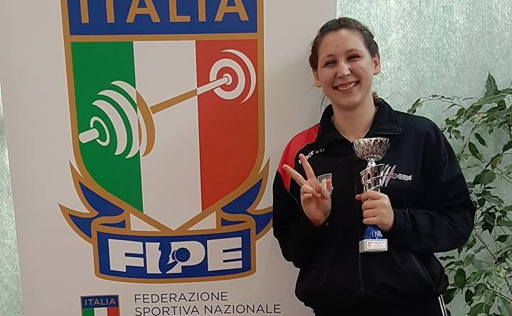 Pesistica, la stagione comincia a Bioglio: Claudia Nuzzo è Campionessa regionale!