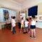 Camminando & Curiosando! la nuova scuola, la mostra, gli orti-scuola